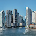 Miami Skyline, Miami-dade County by Panoramic Images