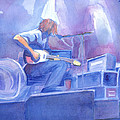 Michael Houser From Widespread Panic by David Sockrider