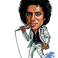Michael Jackson by Art
