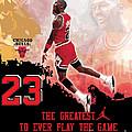 Michael Jordan Greatest Ever by Israel Torres
