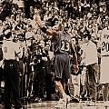Michael Jordan Last Game II by Brian Reaves