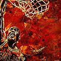 Michael Jordan by Maria Arango