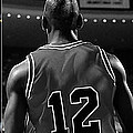 Michael Jordan by Marvin Blaine