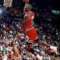 Michael Jordan  by Paint Splat