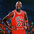 Michael Jordan by Paul Meijering
