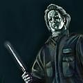Michael Myers by Vinny John Usuriello