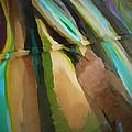 Michael Richard Rosenblatt Paints I by Carolina Liechtenstein
