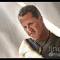 Michael Schumacher The Legend by Blake Richards