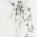 Michael Smooth Criminal by David Lloyd Glover