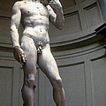 Michelangelo's David by Bob Phillips