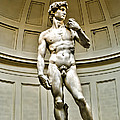 Michelangelos David  by Jon Berghoff