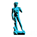 Michelangelos David - Stencil Style by Pixel Chimp