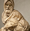 Michelangelo's Final Pieta by Melany Sarafis