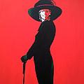 Michelle Obama by Bryan Ahn