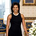 Michelle Obama by Official White House Photo