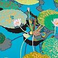Michelles Secret Pond by Allan P Friedlander