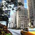 Michigan Avenue Chicago Illinois by Patrick  Warneka