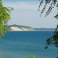 Michigan Bluffs by Linda Kerkau