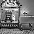 Michigan State Capitol 4th Floor by John McGraw
