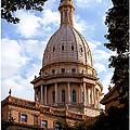 Michigan State Capitol by Gene Tatroe