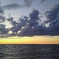 Michigan Sunset by Elizah Monai