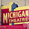 Michigan Theatre 2 by Emily Kay