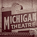 Michigan Theatre by Emily Kay