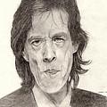 Mick Jagger 2 by Glenn Daniels