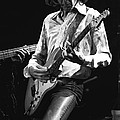 Mick In Flight 1977 by Ben Upham