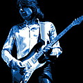 Mick Plays The Blues 1977 by Ben Upham