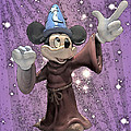 Mickey And The Stars by Tommy Anderson