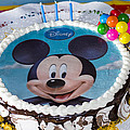 Mickey Mouse Cake by Paulo Goncalves