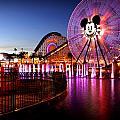 Mickey's Water Wheel by Allison Werbicki