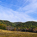 Mid-morning Panorama At Cades Cove by Steve Samples