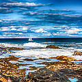 Midday Sail by Fred Larson