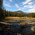 Middle Fork Of The San Joaquin River by Joe Schofield