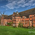 Middleton Hall Courtyard Centre by Mickey At Rawshutterbug