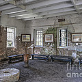 Middleton Place Rice Mill Interior by Dale Powell