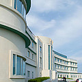 Midland Hotel In Morecambe by Tess Baxter
