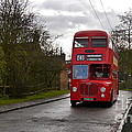 Midland Red Bus by John Chatterley