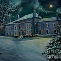 Midnight At The  Lyman Estate by Rita Brown