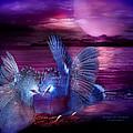 Midnight Blue Rendevous by Carol Cavalaris