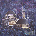 Midnight Mosque by Carol Bostan