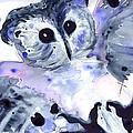 Midnight Owl by Dawn Derman