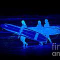 Midnight Surfers by Steve McKinzie
