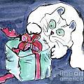 Midnight Under The Christmas Tree by Ellen Miffitt