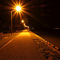 Midnight Walk by Olivier Le Queinec