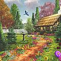 Midsummer's Joy by Caplyn Dor