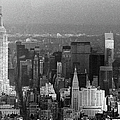 Midtown Manhattan 1980s by Gary Eason