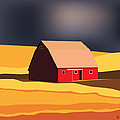 Midwest Barn by Gary Grayson